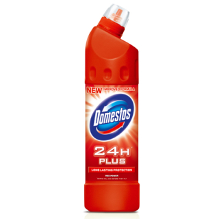 Domestos 750ml Red Power