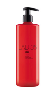KALLOS Lab35 Hair Mask for Volume and Gloss 500ml - maska pre objem a lesk
