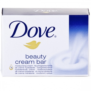 Dove Beauty Cream tuhé mydlo 100g