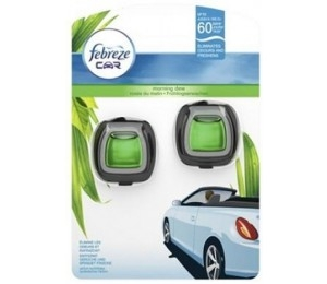 Ambi Pur Car Fresh New Day Duo Pack 2 x 2 ml
