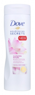 DOVE Nourishing Secrets Glowing Ritual telové mlieko 400ml