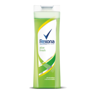 Rexona Woman Aloe Fresh sprchový gél 400ml
