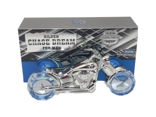 Tiverton Silver Chase Dream for Men