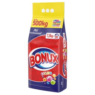 Bonux Active Color prací prášok 7,5kg 100PD