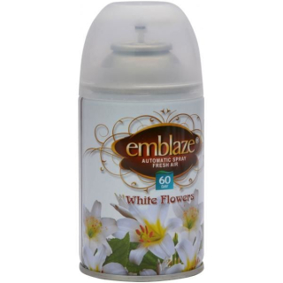 Emblaze White Flowers náplň 260ml