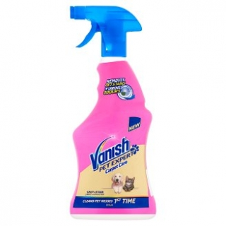Vanish Gold Pet Expert čistiaci sprej 500ml