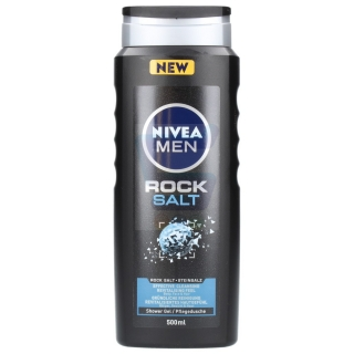 Nivea Men Rock Salts sprchový gél 500ml
