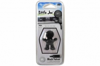 Little Joe Black Velvet osviežovač vzduchu do auta