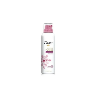 Dove Shower Mousse Rose Oil sprchovacia pena 200ml