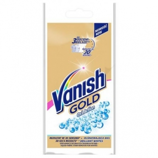 Vanish Gold Oxi Action tekutý odstraňovač škvŕn 100ml