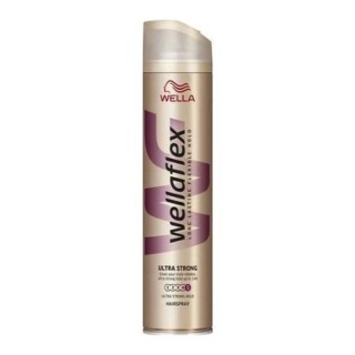 Wellaflex Ultra Strong 5 lak na vlasy 400ml
