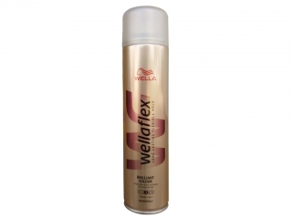 Wellaflex Brliliant Color 3 lak na vlasy 400ml