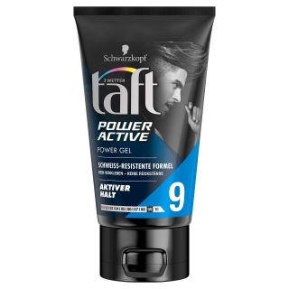 Taft Power Active Shark gél na vlasy 150 ml