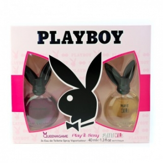 Playboy Queen of the Game EDT 40ml + VIP EDT 40ml darčekový set