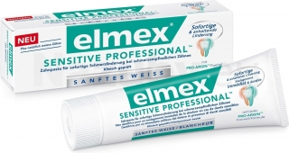 Elmex Sensitive Professional zubná pasta 75ml