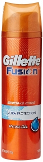 Gillette Fusion Ultra Protection Hydra Gel 200ml