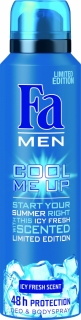 Fa Men Cool Me Up deodorant 150ml
