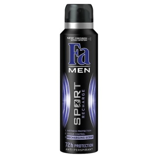 Fa Men Sport Recharge deodorant 150ml