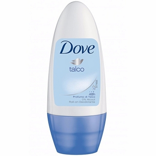 Dove Talco Roll-on antiperspirant 50ml