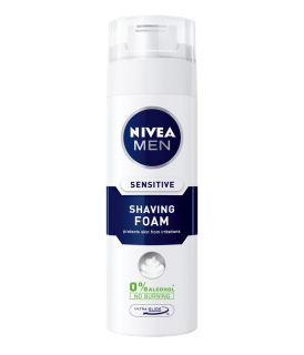 Nivea Men Sensitive pena na holenie 200ml