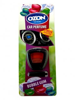Ozon Car Perfume Bubble Gum osviežovač vzduchu do auta 3ml