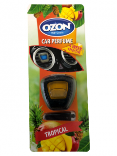 Ozon Car Perfume Tropical osviežovač vzduchu do auta 3ml