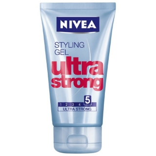NIVEA Ultra Strong gél na vlasy 150ml