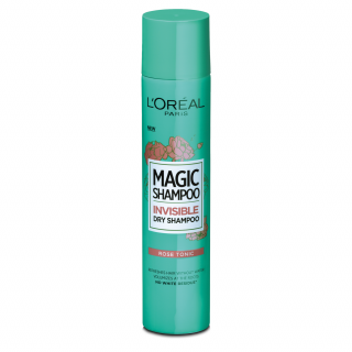 Loreal Magic Rose Tonic suchý šampón 200ml