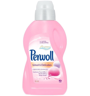 Perwoll Wool & Delicates prací gél 900ml 15PD