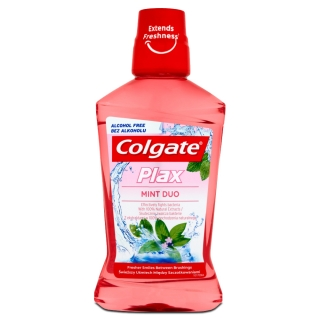 Colgate Plax Mint Duo ústna voda 500ml
