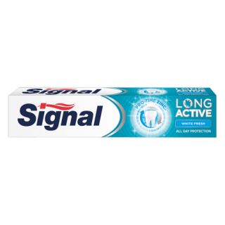 Signal Long Active White Fresh zubná pasta 75 ml