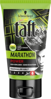 Taft Marathon Power gél na vlasy 250ml