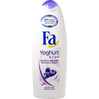 Fa Yoghurt & Care Blueberry Scent sprchový gél 300ml