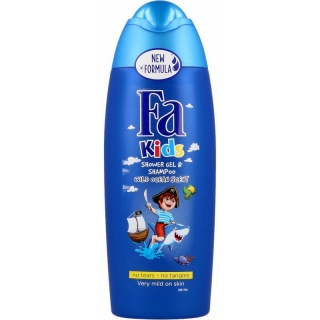Fa Kids Aquatique sprchový gél 250ml