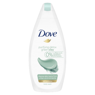 Dove Purifying Detox Green Clay sprchový gél 500ml