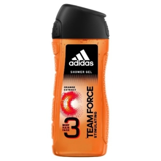 Adidas Teamforce Stimulating sprchový gél 400ml