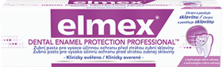 Elmex Professional Dental Enamel zubná pasta 75ml