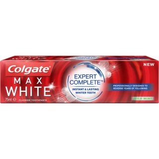 Colgate Max White Expert Complete zubná pasta 75ml