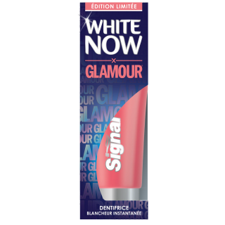 Signal White Now Glamour zubná pasta 50ml