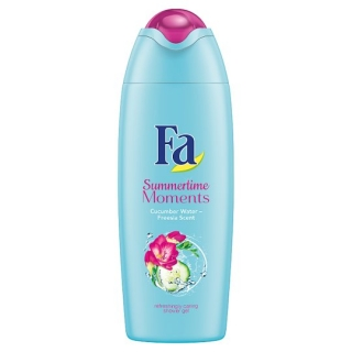 Fa Summertime Moments sprchový gél 250ml