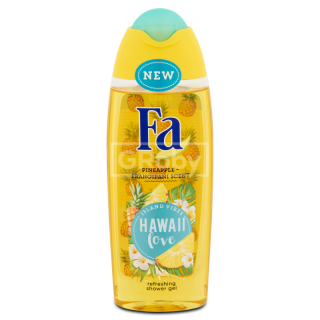 Fa Hawaii Love sprchový gél 250ml