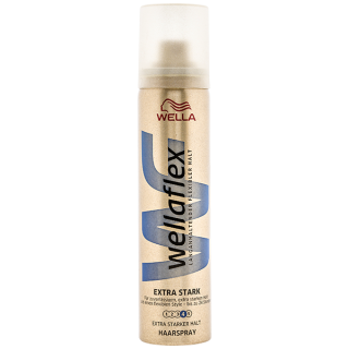 Wellaflex Extra Strong 4 lak na vlasy 75ml
