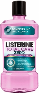 Listerine Total Care Zero 500ml
