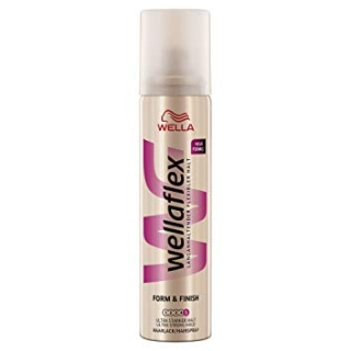 Wellaflex Form & Finish 5 lak na vlasy 75ml