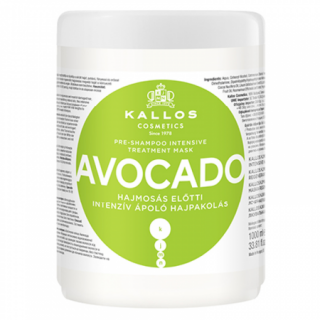Kallos Avocado maska na vlasy 1000 ml