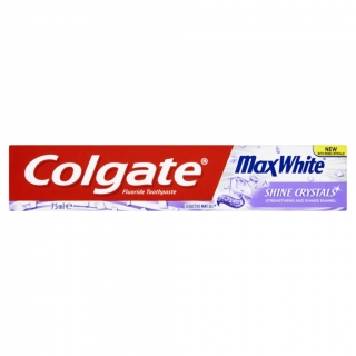 Colgate Max White Shine Crystals zubná pasta 125ml