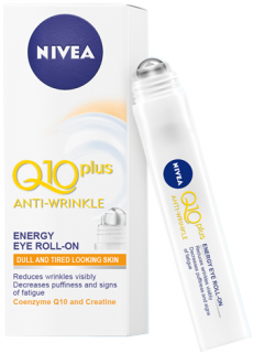 Nivea očný roll proti vráskam Q10 plus 15ml