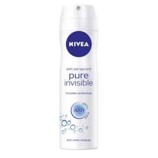 Nivea Pure Invisible deospray 150ml