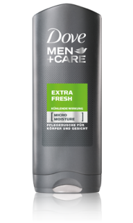 Dove Men+Care Extra Fresh sprchový gél 400ml