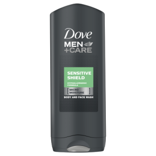 Dove Men+Care Sensitive Shield sprchový gél 400ml